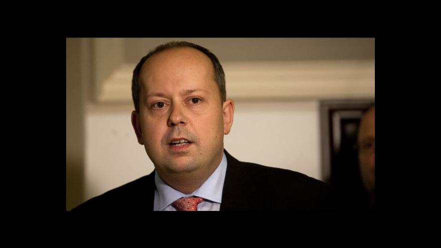 Video Komentář poslance Marka Šnajdra