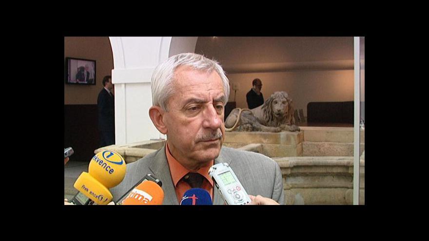 Video Rozhovor s Leošem Hegerem k Evropské komisi