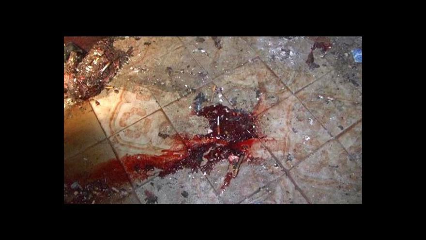 Video Nejkrvavější somálský incident od února