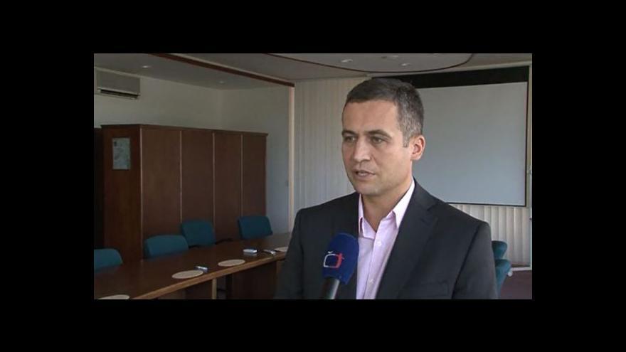 Video Hovoří generální ředitel Kordárny Martin Prachař