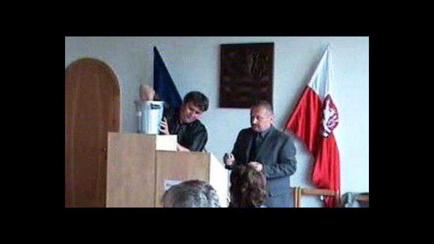 Video Reportáž Romana Gazdíka