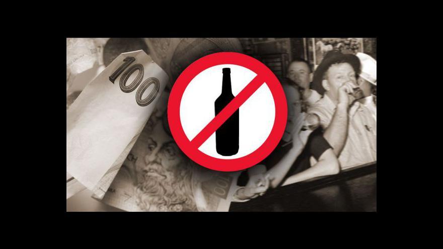 Video Reakce výrobců lihovin a politiků na zákaz exportu alkoholu