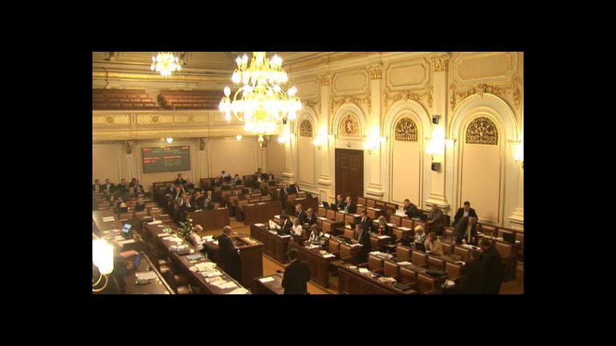 Video Jednání Poslanecké sněmovny
