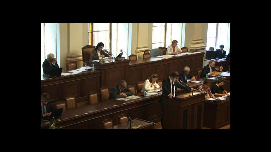 Video Michal Babák a Jeroným Tejc v Poslanecké sněmovně