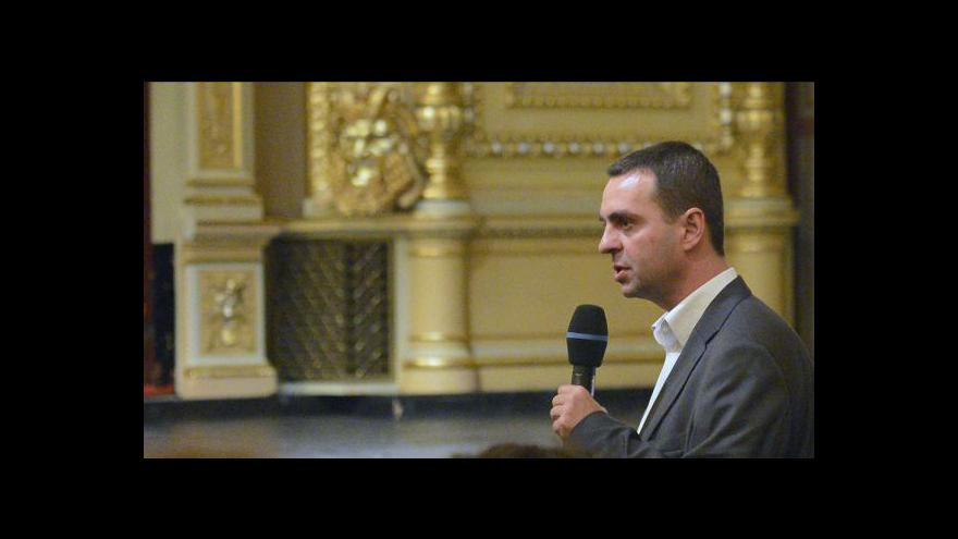 Video Rozhovor s Václavem Pelouchem