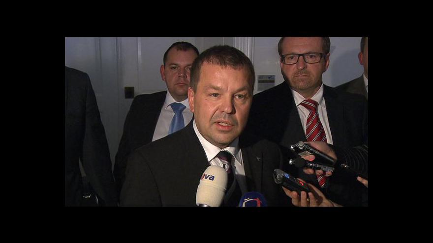 Video Diskuze o úsporném balíčku opět přiostří jednání poslanců