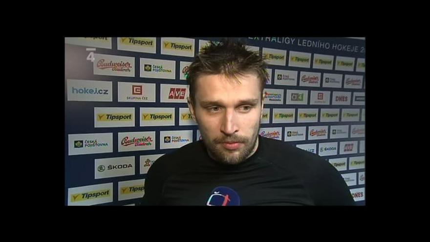 Video Ohlasy na utkání Brno - Kladno