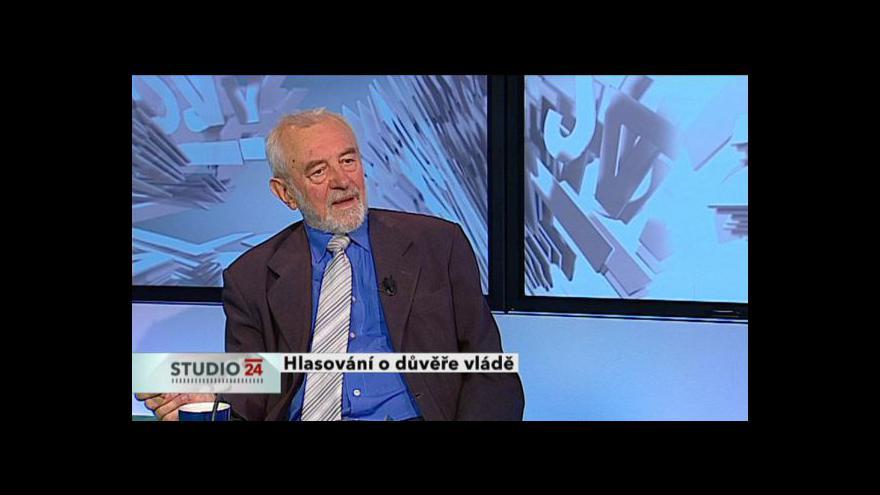Video Rozhovor s Václavem Pavlíčkem