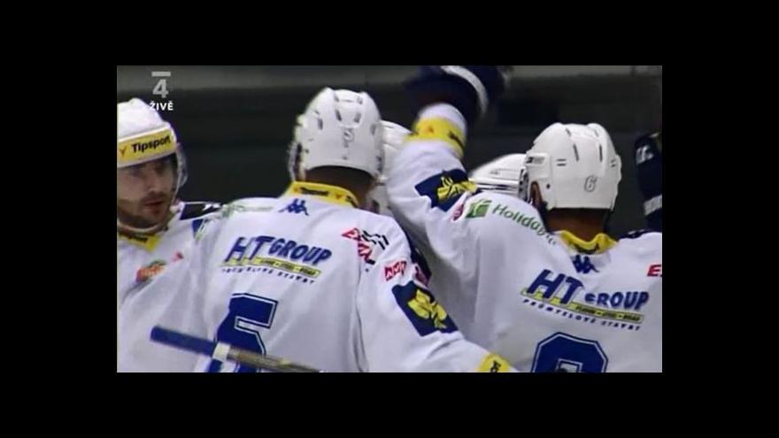 Video Sestřih utkání Chomutov - Kometa Brno