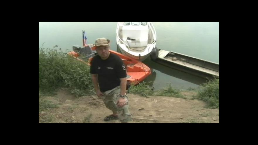 Video Hovoří potápěč Lubomír Znojil