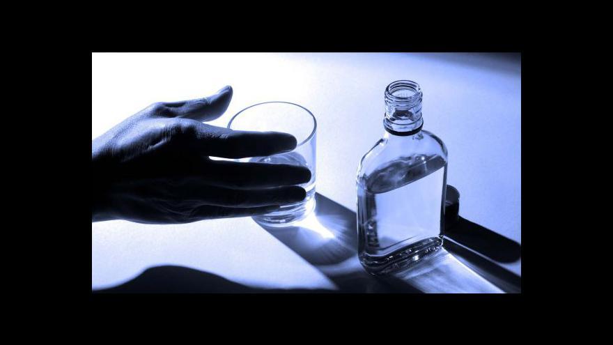 Video Otravy metanolem tématem Událostí