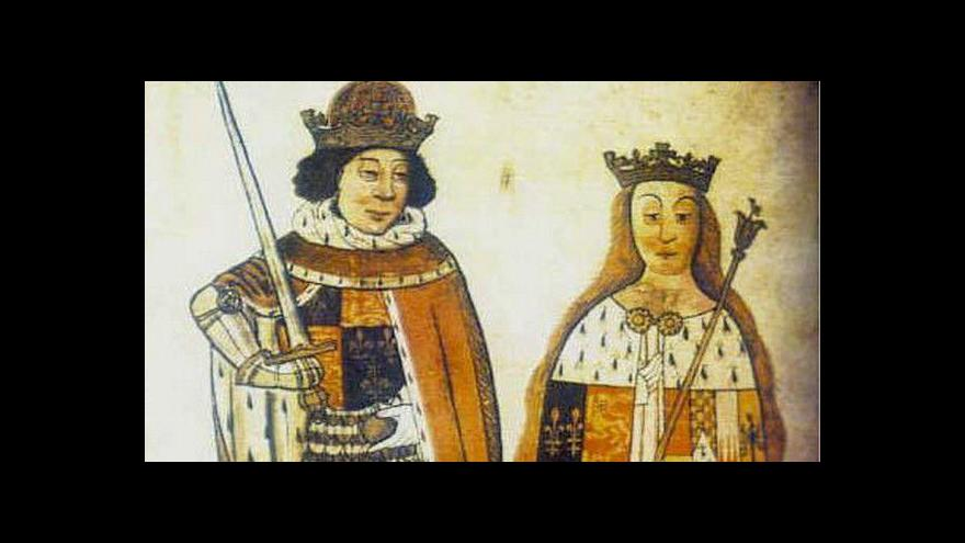 Video Nalezen hrob Richarda III.