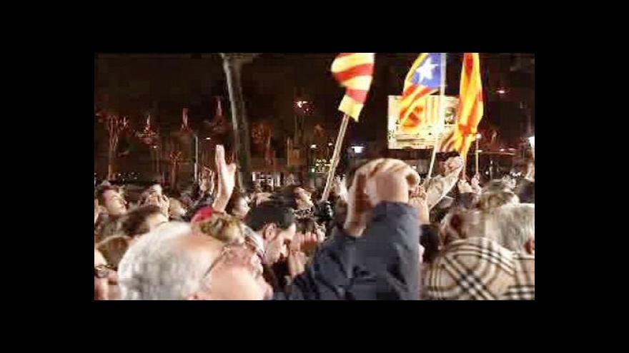 Video Katalánsko nadále bojuje o větší ekonomickou svobodu
