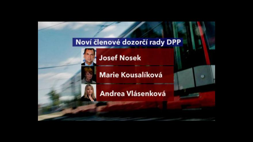 Video Dozorčí rada DPP