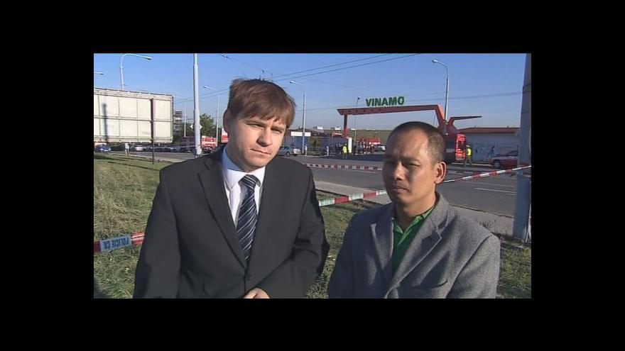 Video Zdeněk Joukl o následcích požáru