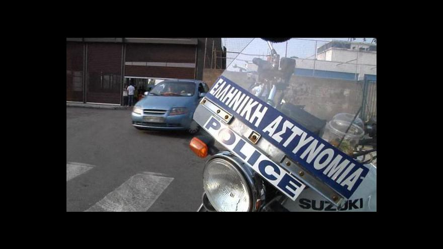 Video Řekové opět protestují
