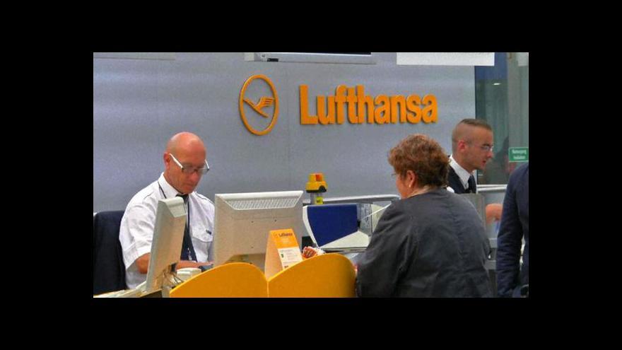 Video Stávka Lufthansy skončila