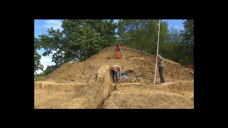Video Archeolog Ivo Štefan ve Studiu 6