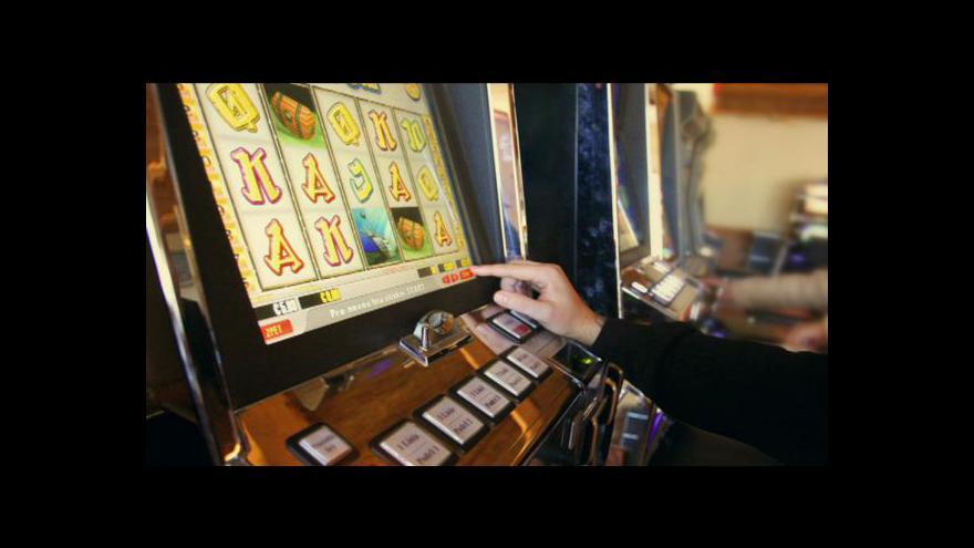 Video Peníze z hazardu a loterií tématem Událostí ČT