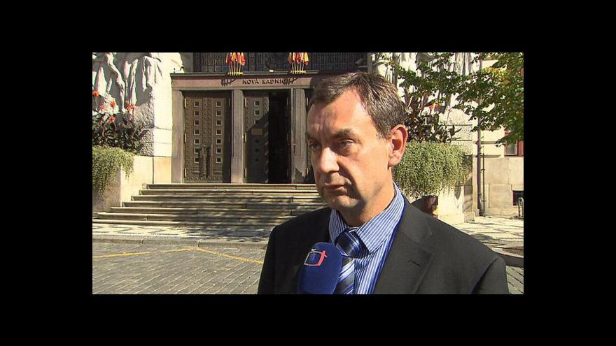 Video Rozhovor s Josefem Noskem
