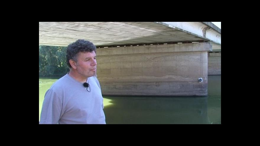Video Hovoří hrázný z Nových Mlýnů Dionýz Tofalvy