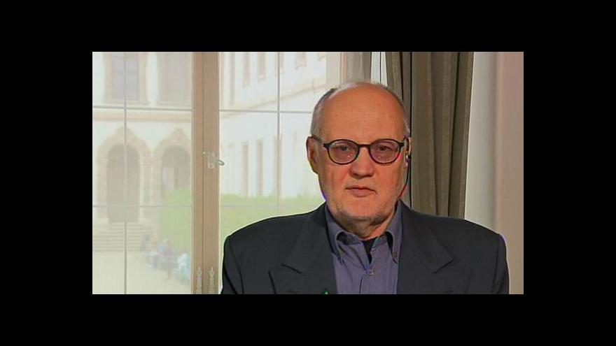 Video Rozhovor s Václavem Bělohradským