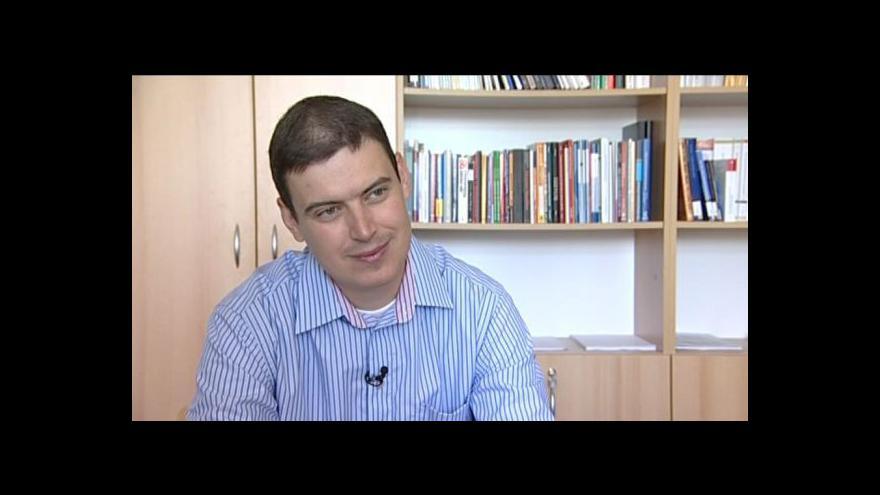 Video Hovoří politolog Michal Pink