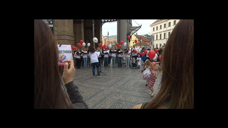 Video Reportáž Petra Meškána