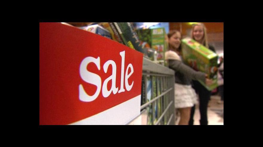 Video Obchodní centra tématem Událostí