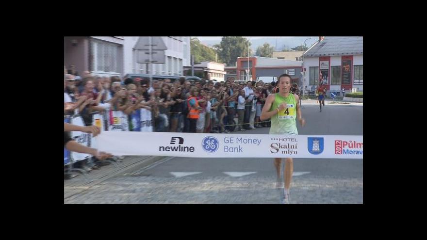 Video Rozhovor s vítězem Lukášem Olejníčkem