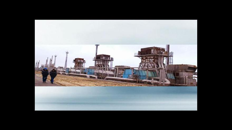 Video Gazprom možná zneužívá dominantní pozice