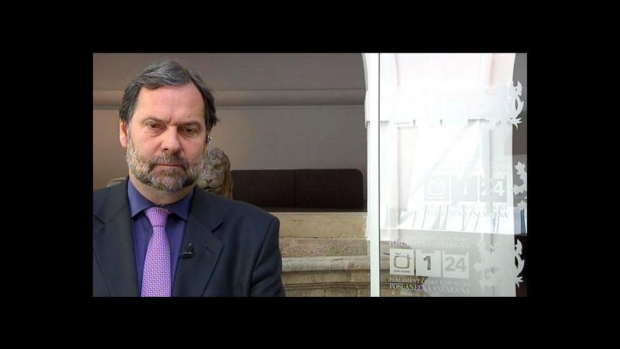 Video Brífink VV ke kauze Lessy a k církevním restitucím