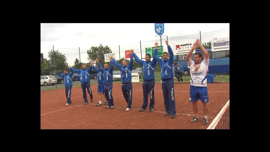 Video Rozhovor s trenérem Modřic Petrem Guldou