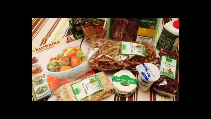 Video Biopotraviny tématem Událostí