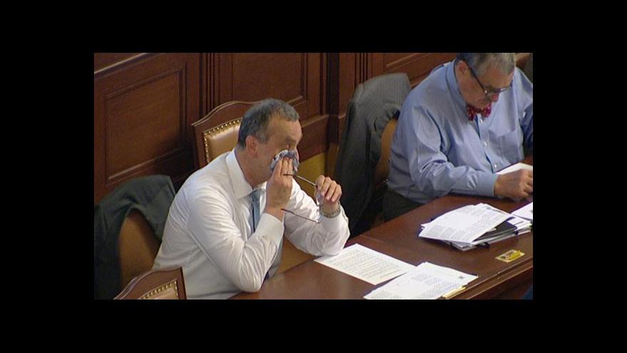 Video Poslanci o zvýšení DPH