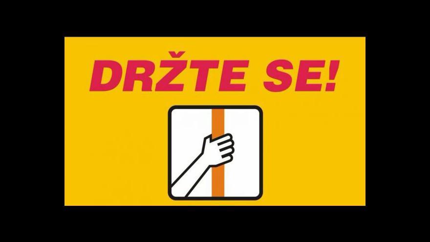 Video DPMB radí, jak ve vozidle správně sedět nebo stát