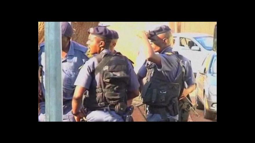 Video Prokuratura v JAR stahuje žalobu
