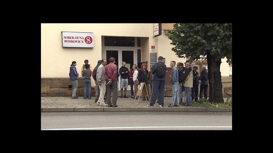 Video Protest proti oddalování stavby R43