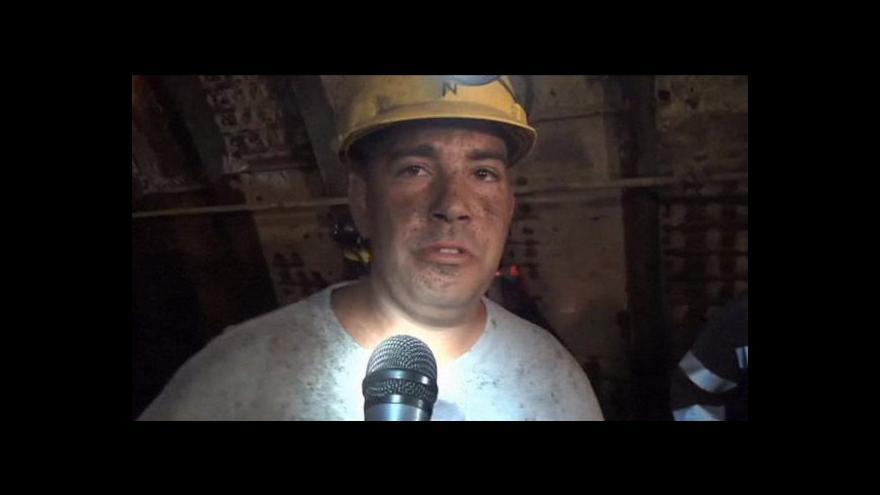 Video Na Sardinii pokračuje stávka horníků