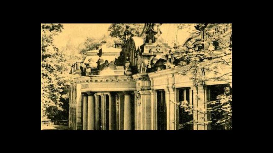 Video Pokračující spory o lázně Kyselka
