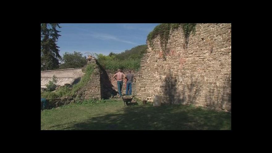 Video No comment: Pustiměř opravuje rotundu