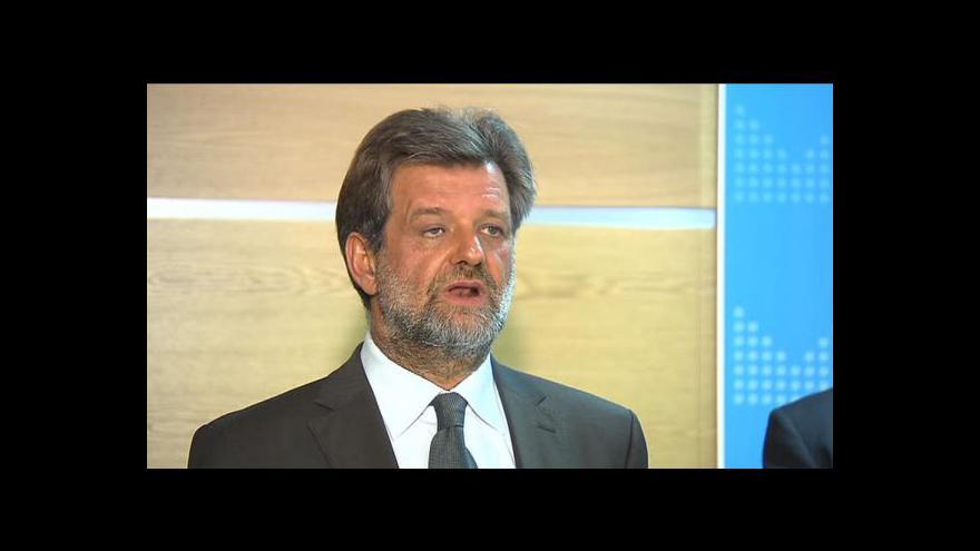 Video TK ministra vnitra Jana Kubiceho k odvolání policejního prezidenta
