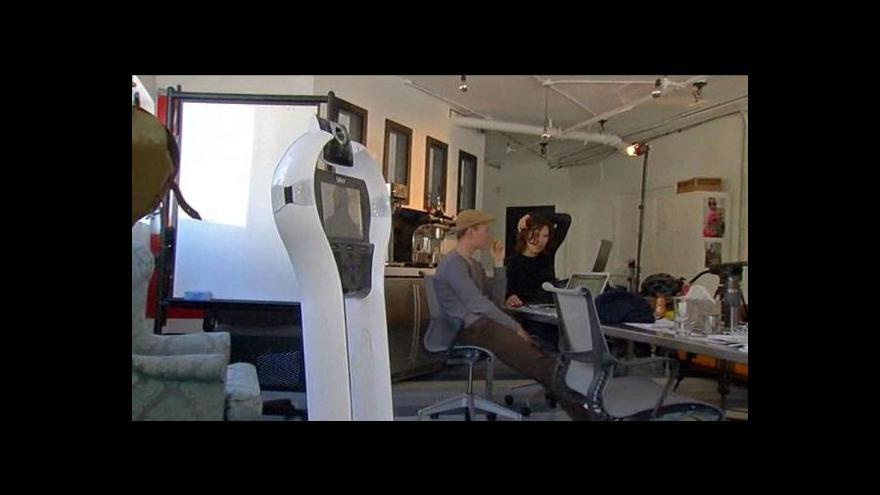 Video Kancelář budoucnosti