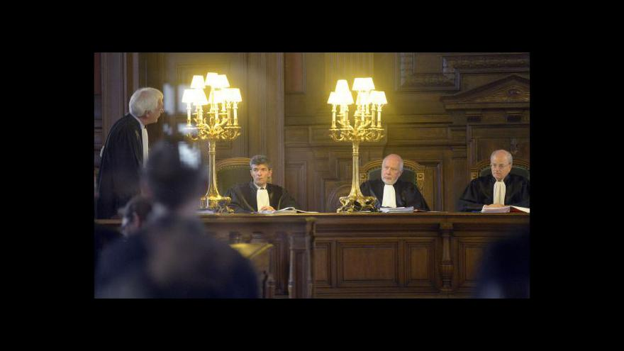 Video Telefonát Bohumila Vostala po vynesení rozsudku