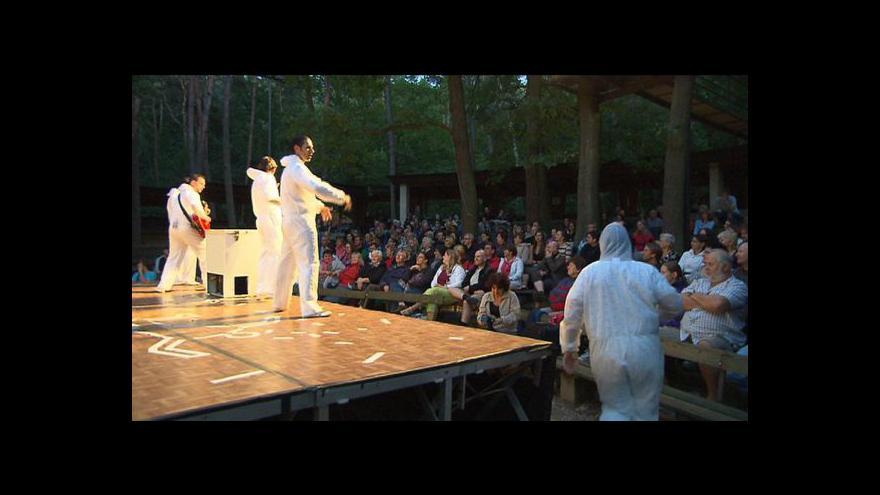 Video Lesní Slavnosti Divadla