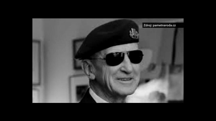 Video Studio ČT24 k úmrtí generála Sedláčka