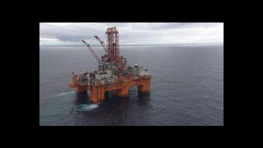 Video Isaac zdražuje ropu, nejpíš ale jen dočasně