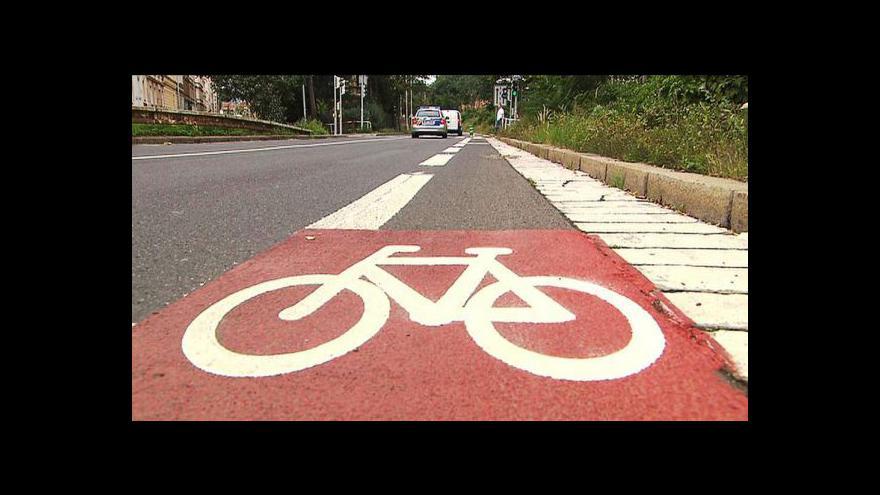 Video Zelená pro cyklostezky