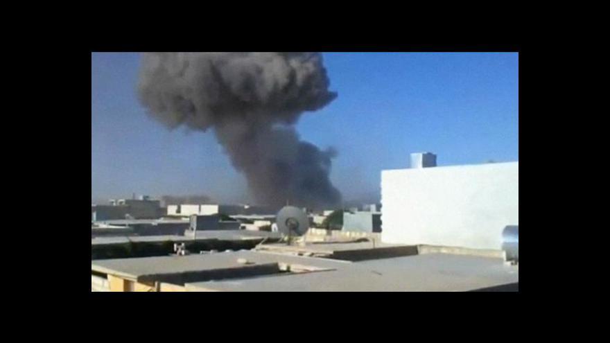 Video Situace v Sýrii