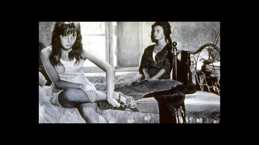Video Ukázka z filmu Horalka